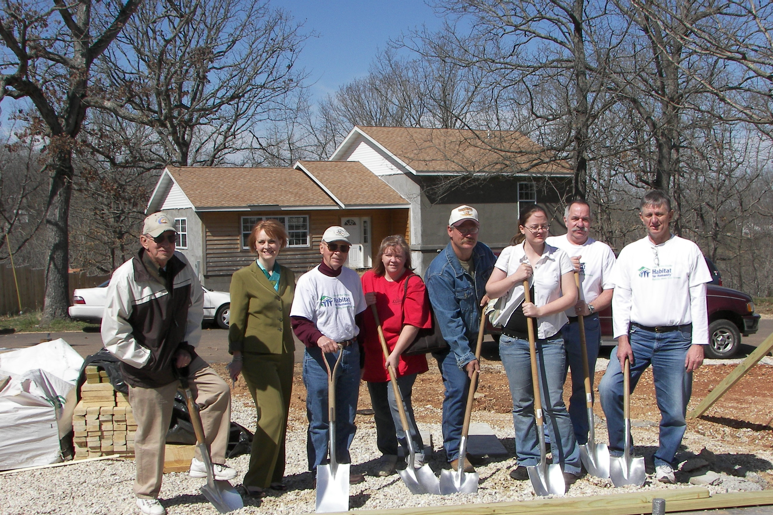 2009 Groundbreaking Ceremony