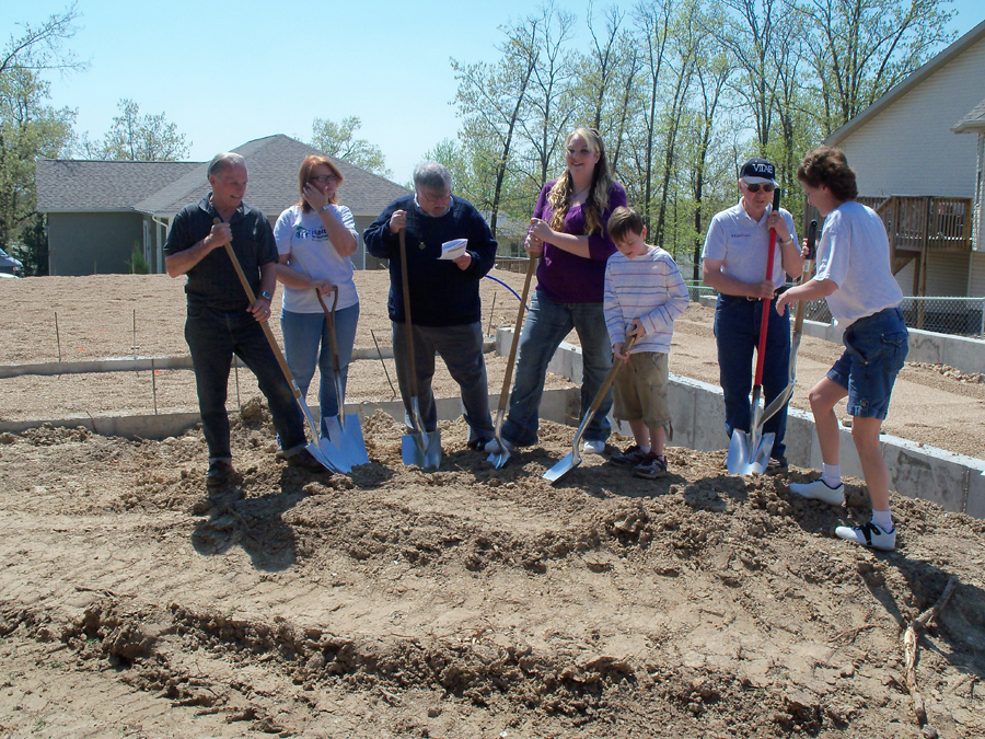 2010 Groundbreaking Ceremony