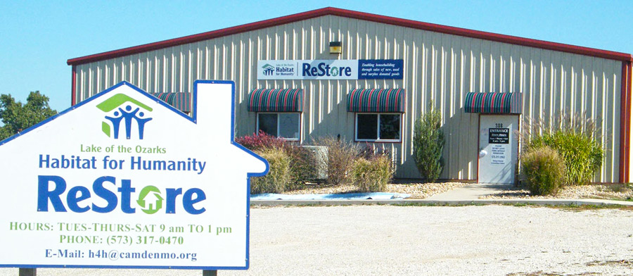 Habitat ReStore for Camden County | Resale Shop - Habitat